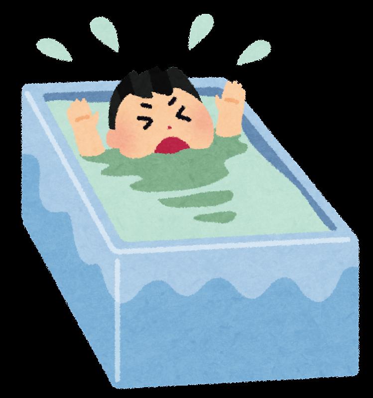 泥酔してお風呂に入るのはなぜ危険なのか?禁酒・断酒を開始して4ヶ月経過!